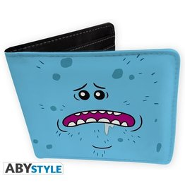 Rick and Morty Rick and Morty mr. Meeseeks wallet
