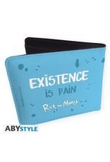 Rick and Morty Merchandise portemonnees - Rick and Morty mr. Meeseeks portemonnee