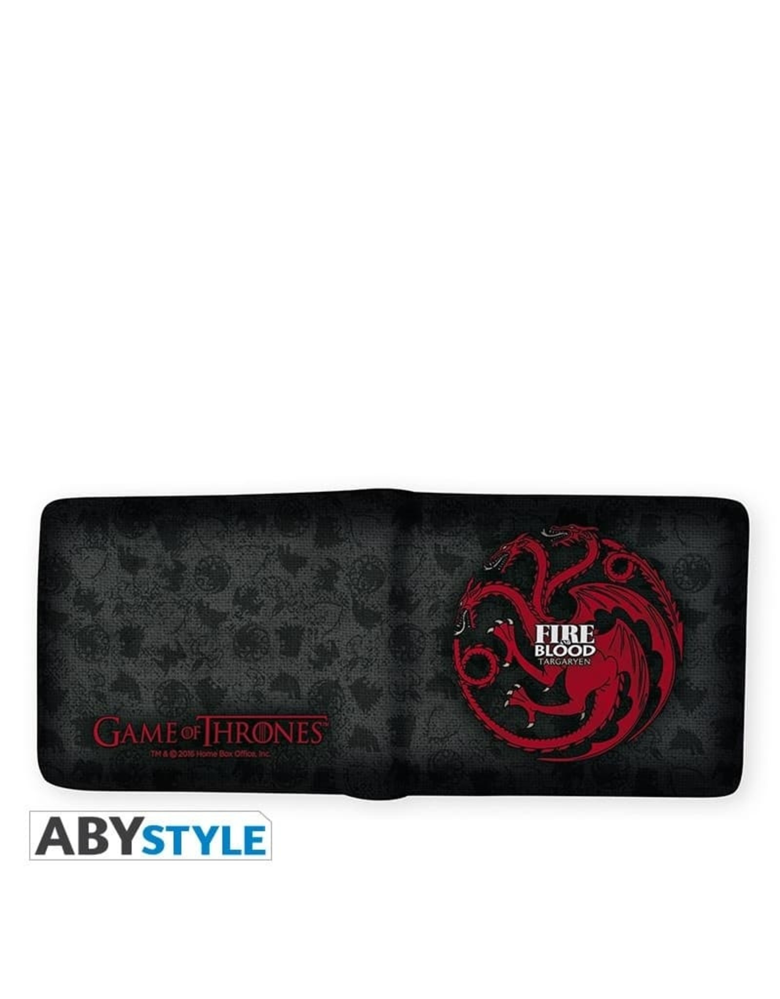 Game of Thrones Merchandise portemonnees - Game of Thrones Targaryen portemonnee