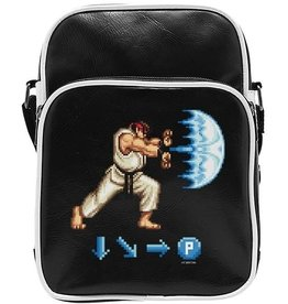 Street Fighter Street Fighter Hadoken shoulder bag