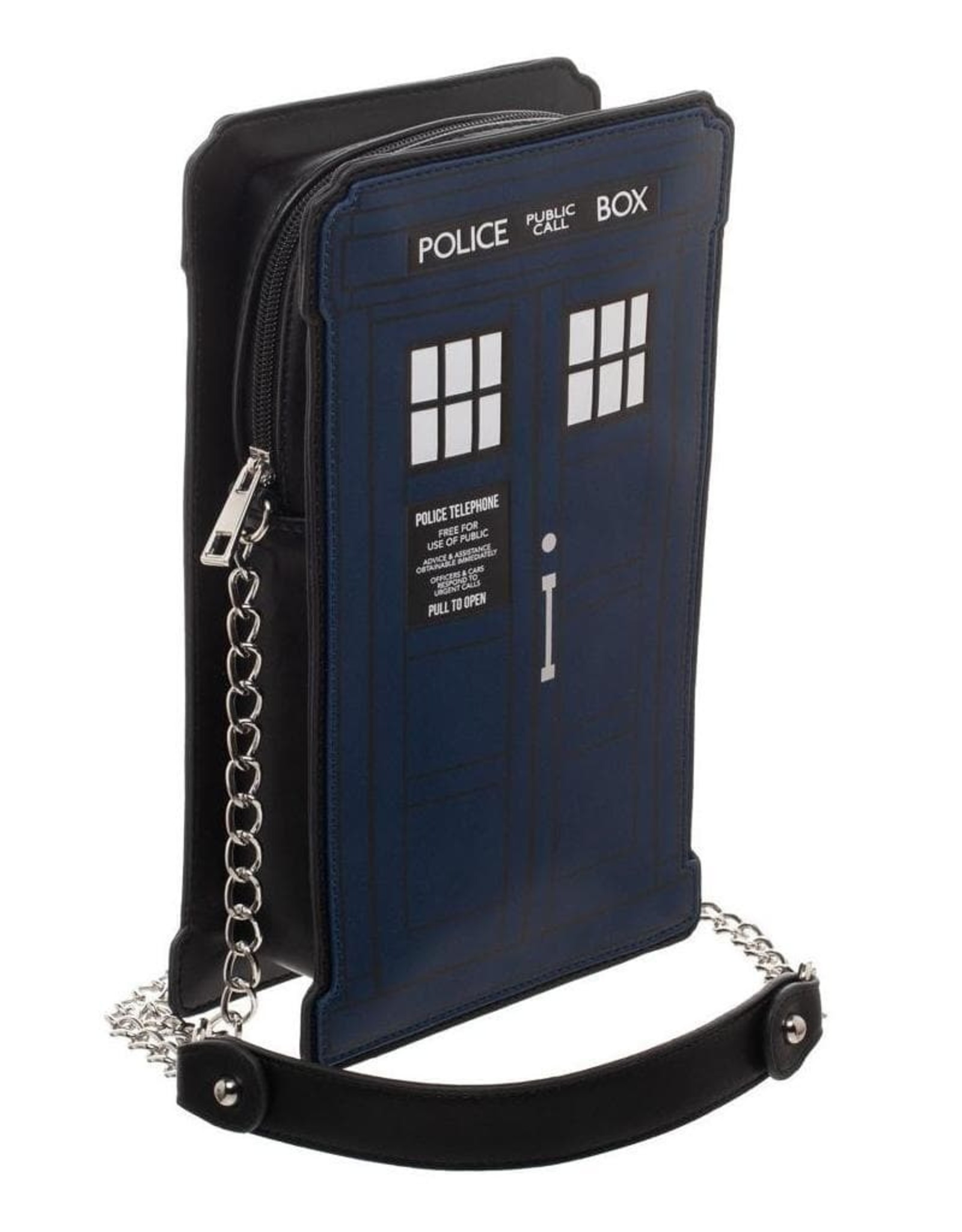 Bioworld Merchandise tassen - Doctor Who Tijdmachine Schoudertas ( TARDIS )