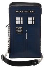 Bioworld Merchandise bags - Doctor Who  Tardis shaped Shoulder bag