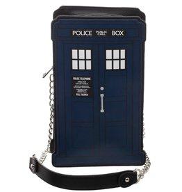 Bioworld Doctor Who  TARDIS shaped Shoulder bag