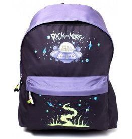Rick and Morty Rick and Morty Placement Printed backpack
