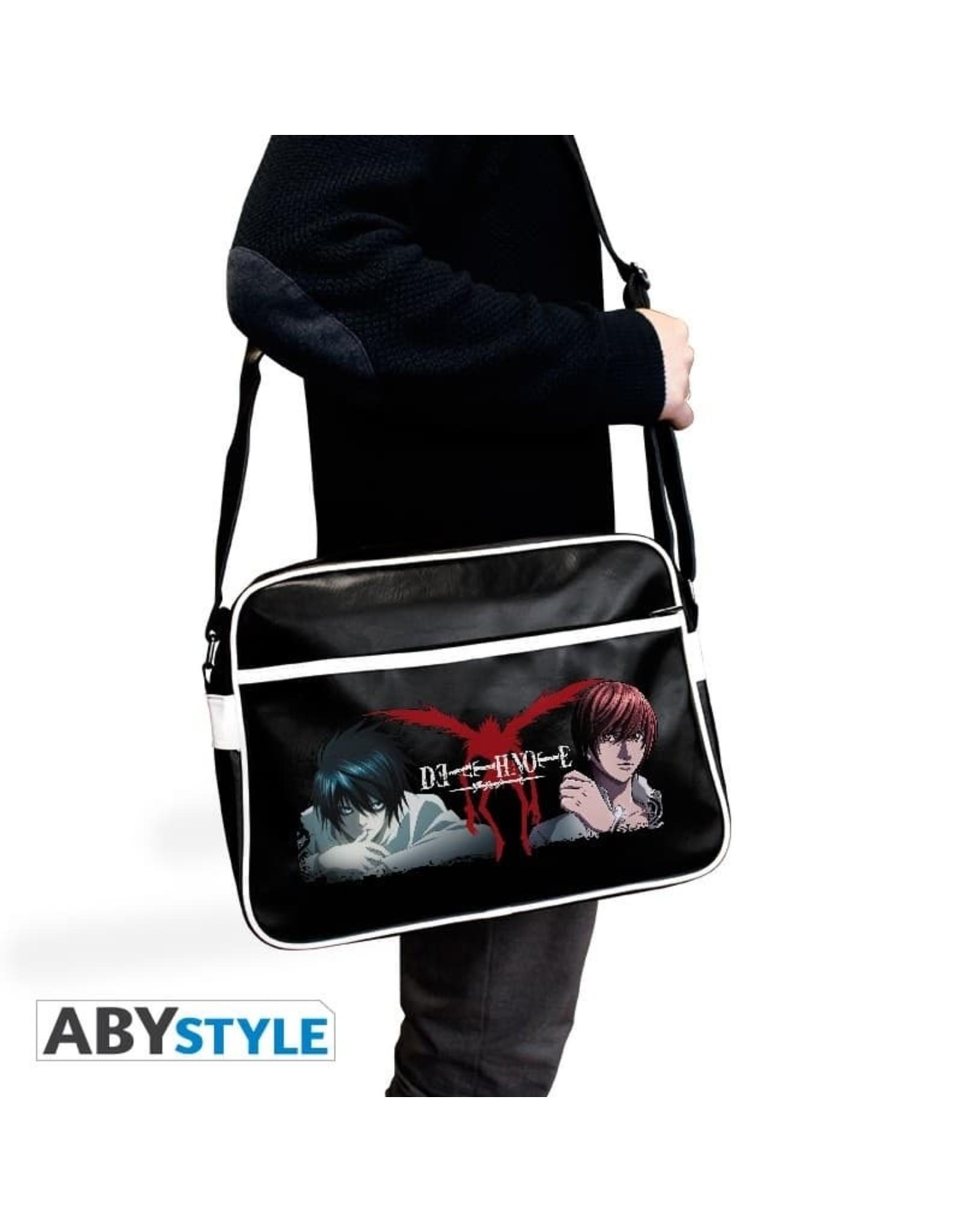 Death Note Merchandise tassen - Death Note L VS Light messenger bag