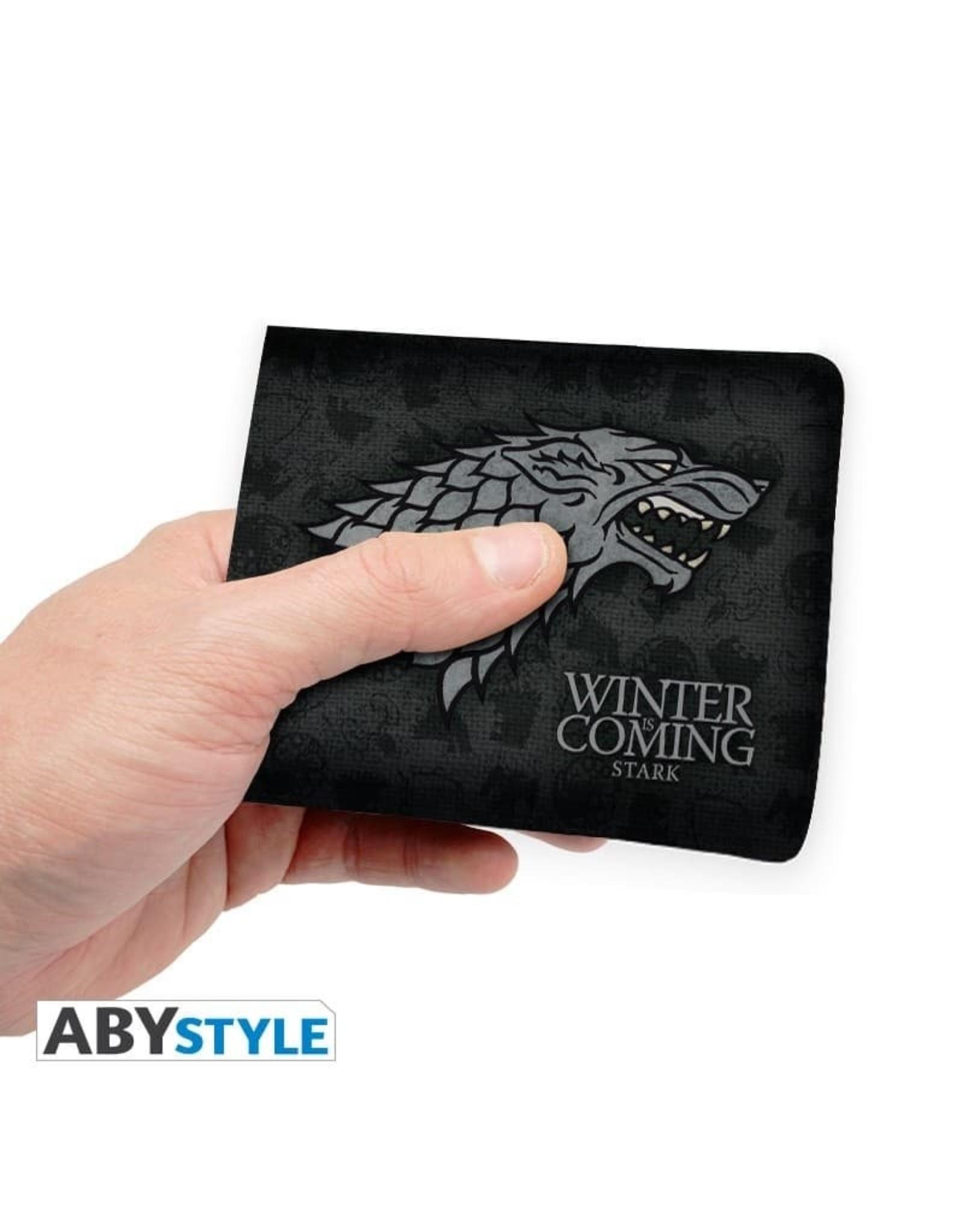 Game of Thrones Merchandise tassen - Game of  Thrones Stark portemonnee