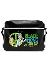 Rick and Morty Merchandise tassen - Rick and Morty Peace messenger bag