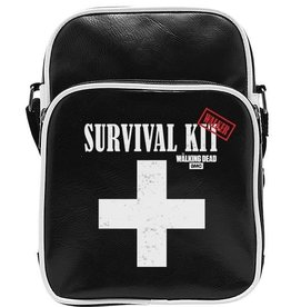Fox The Walking Dead Survival kit schoudertas