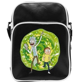 Rick and Morty Rick and Morty Portal schoudertas