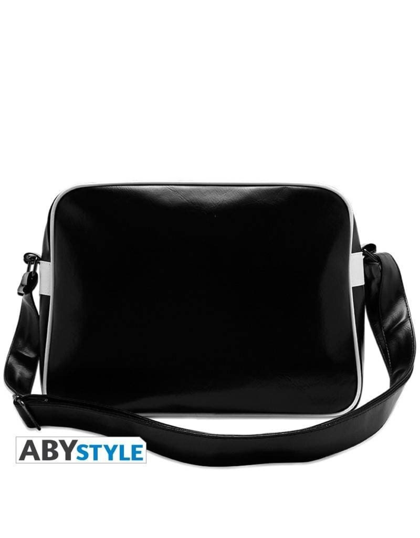 Black Clover Merchandise bags - Black Clover Black Bull Squad Messenger bag