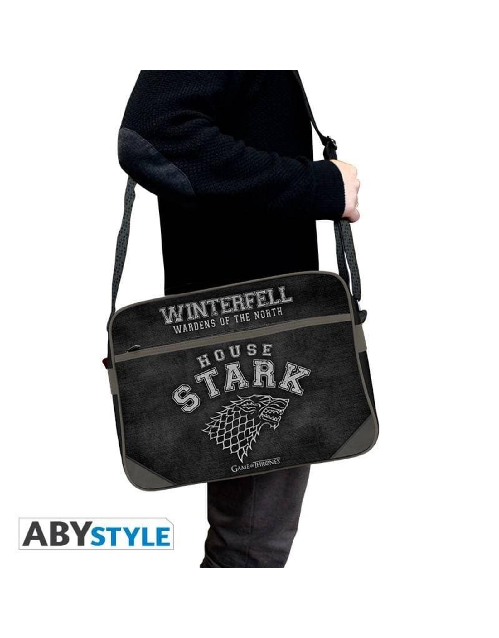 Game of Thrones Merchandise tassen - Game of Thrones House Stark Messenger tas