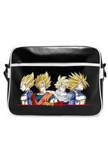 Dragon Ball Z Merchandise bags - Dragon Ball Z Super Saiyans Messenger bag