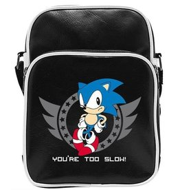 Sonic Sonic Too Slow Messenger tas