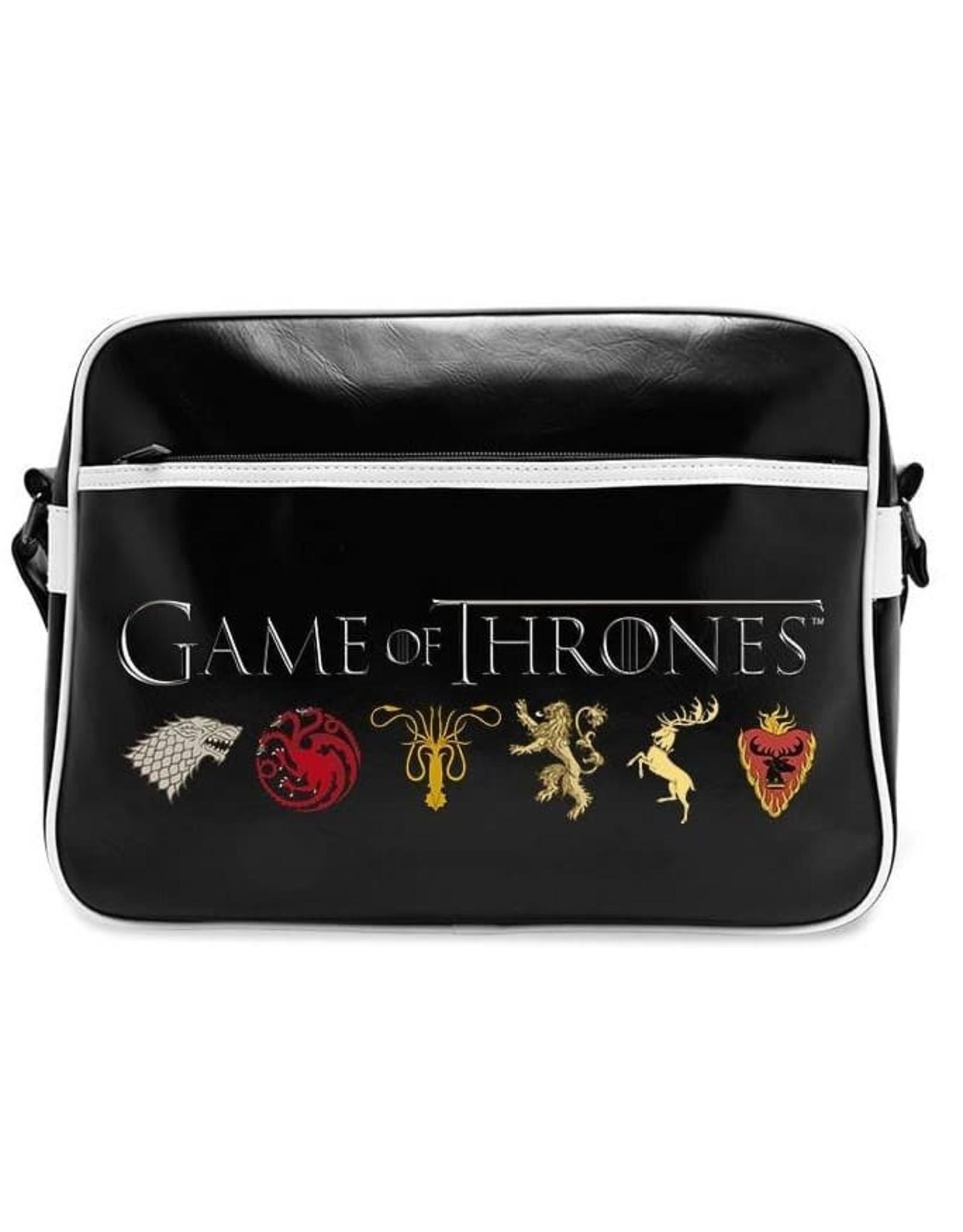 Game of Thrones Merchandise tassen - Game of Thrones Sigils Messenger tas