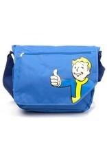 Fall Out Merchandise bags - Fallout 4 Vault Boy messengerbag