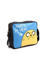 Adventure Time Merchandise bags - Adventure Time Jake messenger bag