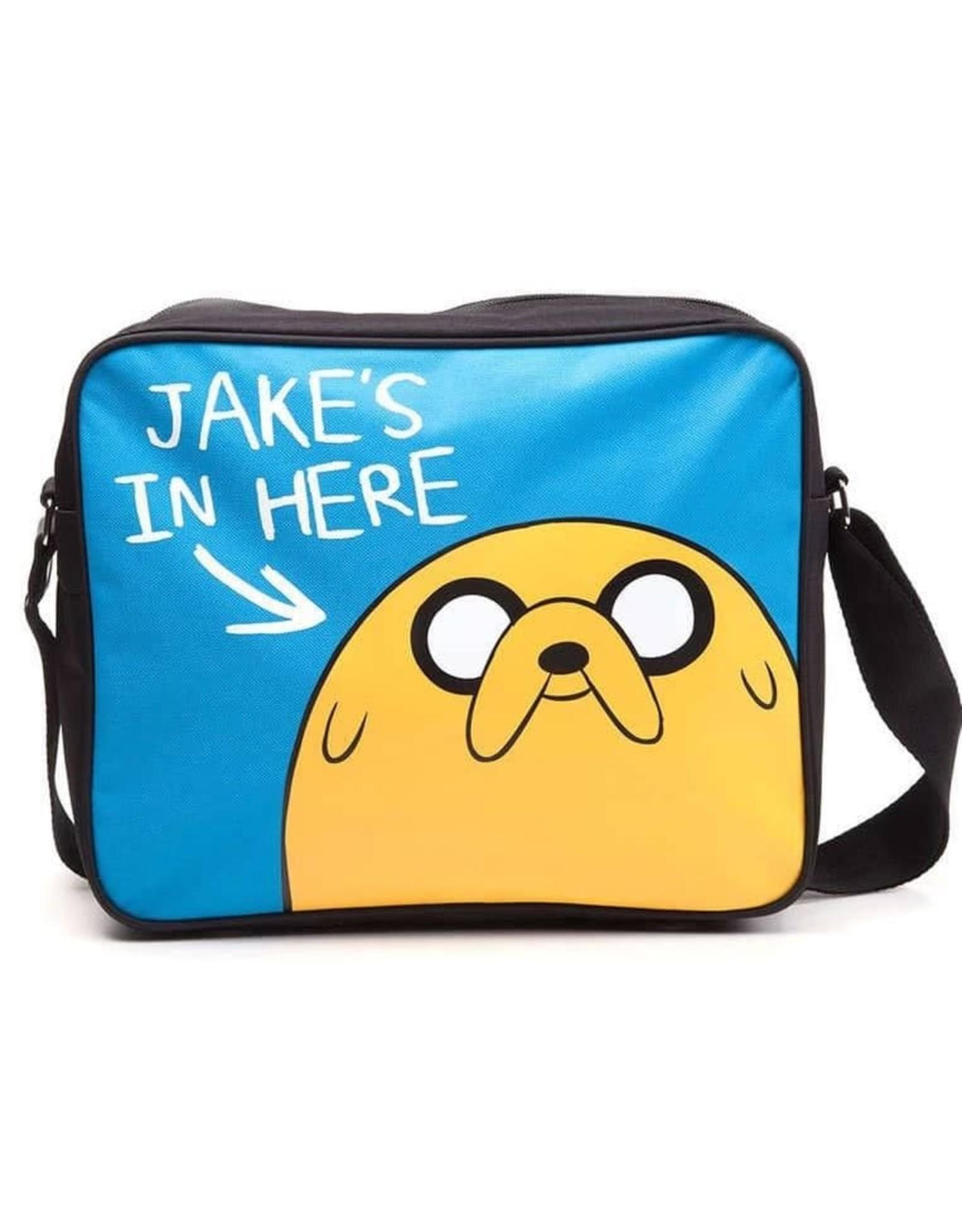 Adventure Time Merchandise tassen - Adventure Time Jake schoudertas