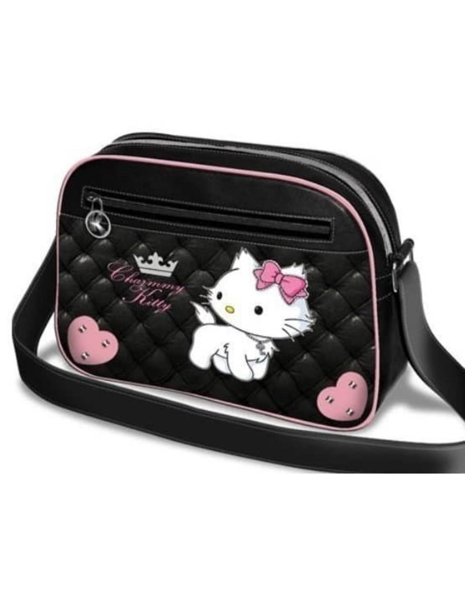 Charmmy Kitty Merchandise tassen - Charmmy Kitty schoudertas zwart