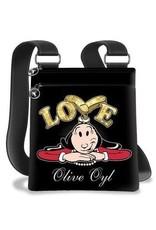 Fleischer Studios Merchandise tassen - Schoudertas Olijfje Love