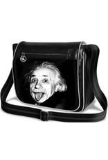 Merchandise tassen - Einstein schoudertas Genius