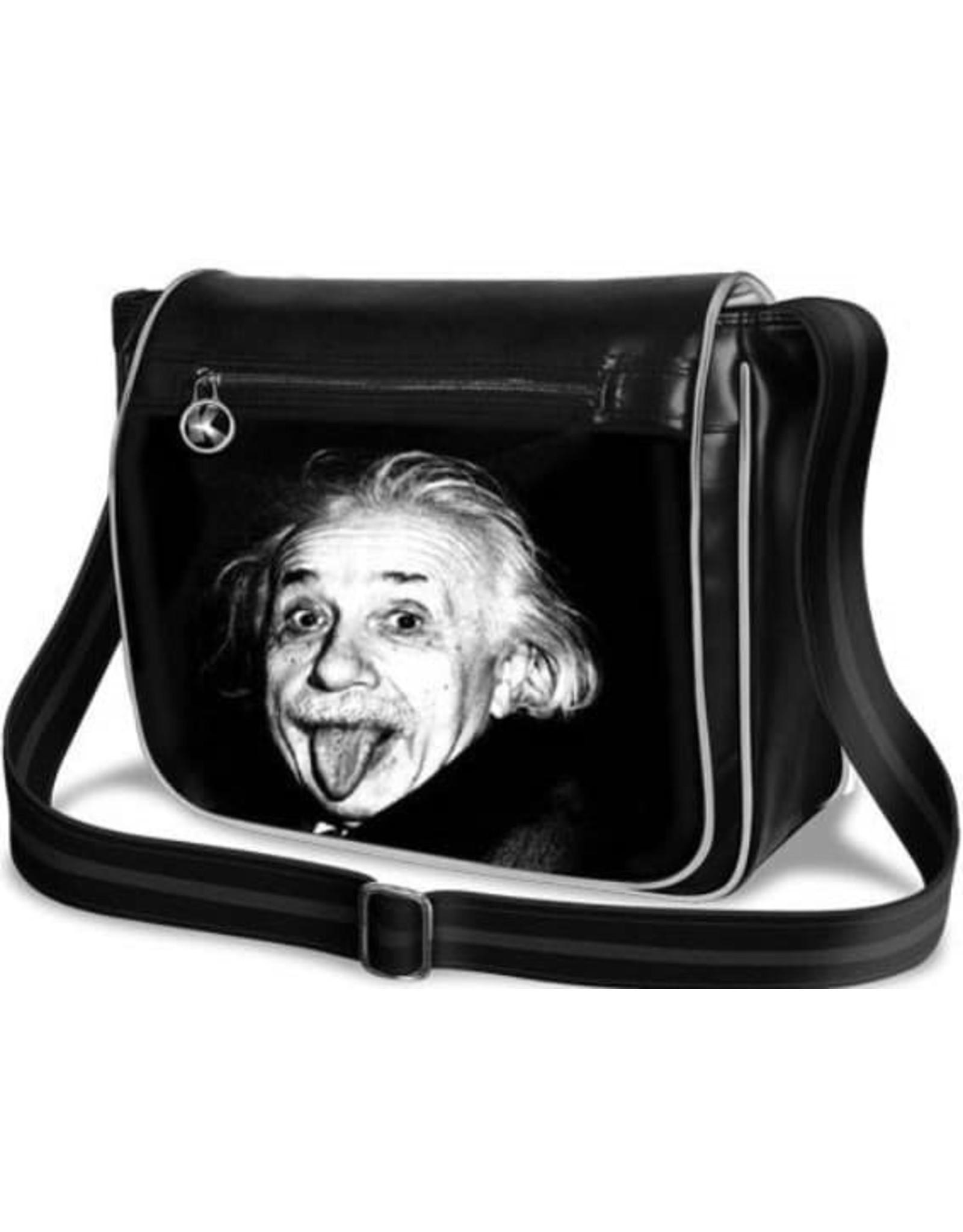 Einstein Merchandise bags - Einstein shoulder bag Genius