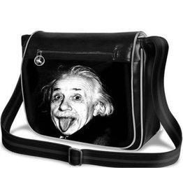 Einstein schoudertas Genius