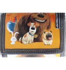Universal Pictures Secret life of Pets wallet