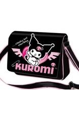 Kuromi Merchandise tassen - Kuromi schoudertas Wings 2
