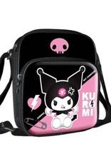 Kuromi Merchandise tassen - Kuromi schoudertas Cheeky 3