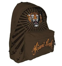 Miami Ink Miami Ink Golden Tiger Backpack