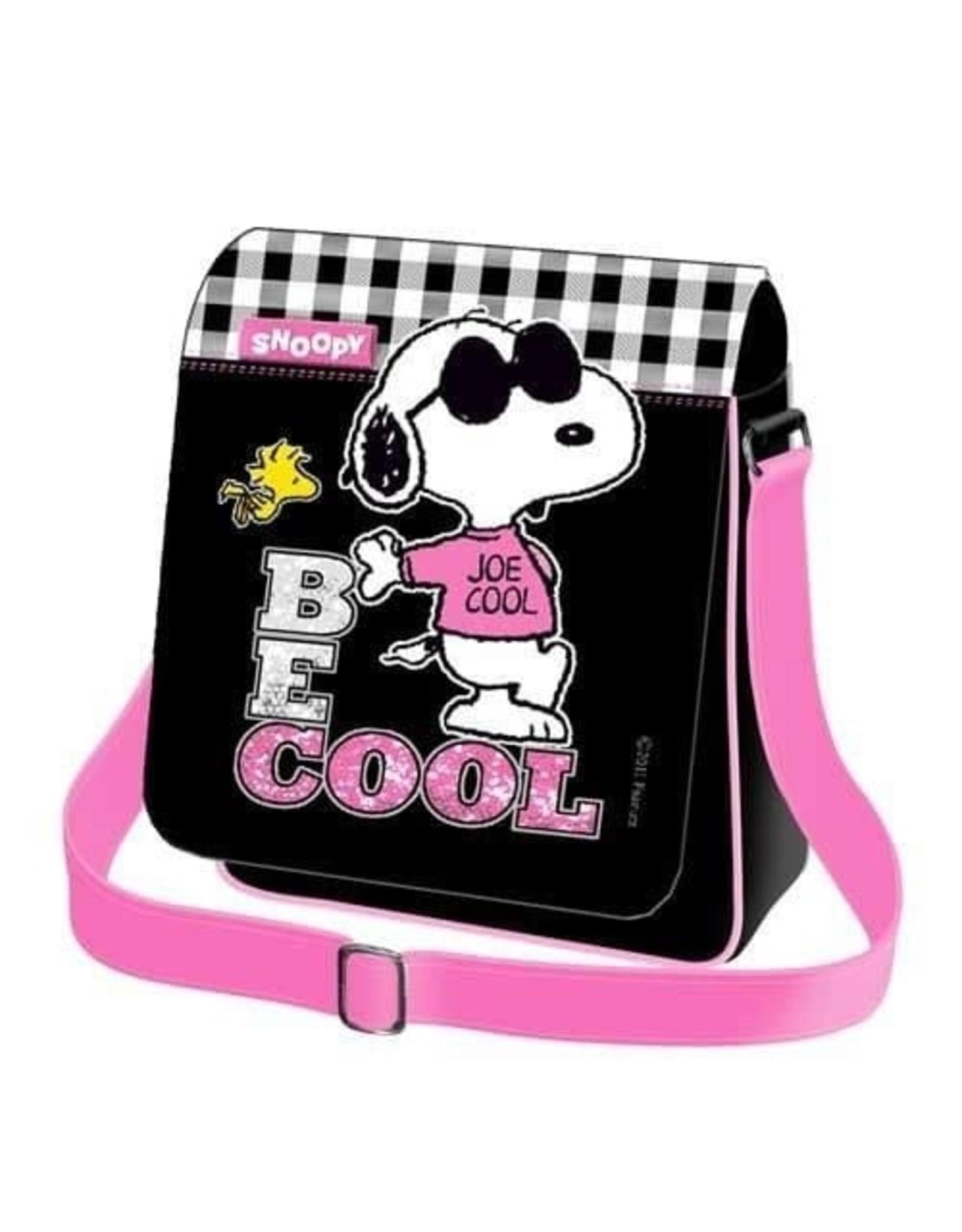Snoopy Snoopy tassen - Snoopy schoudertas Be Cool 83057