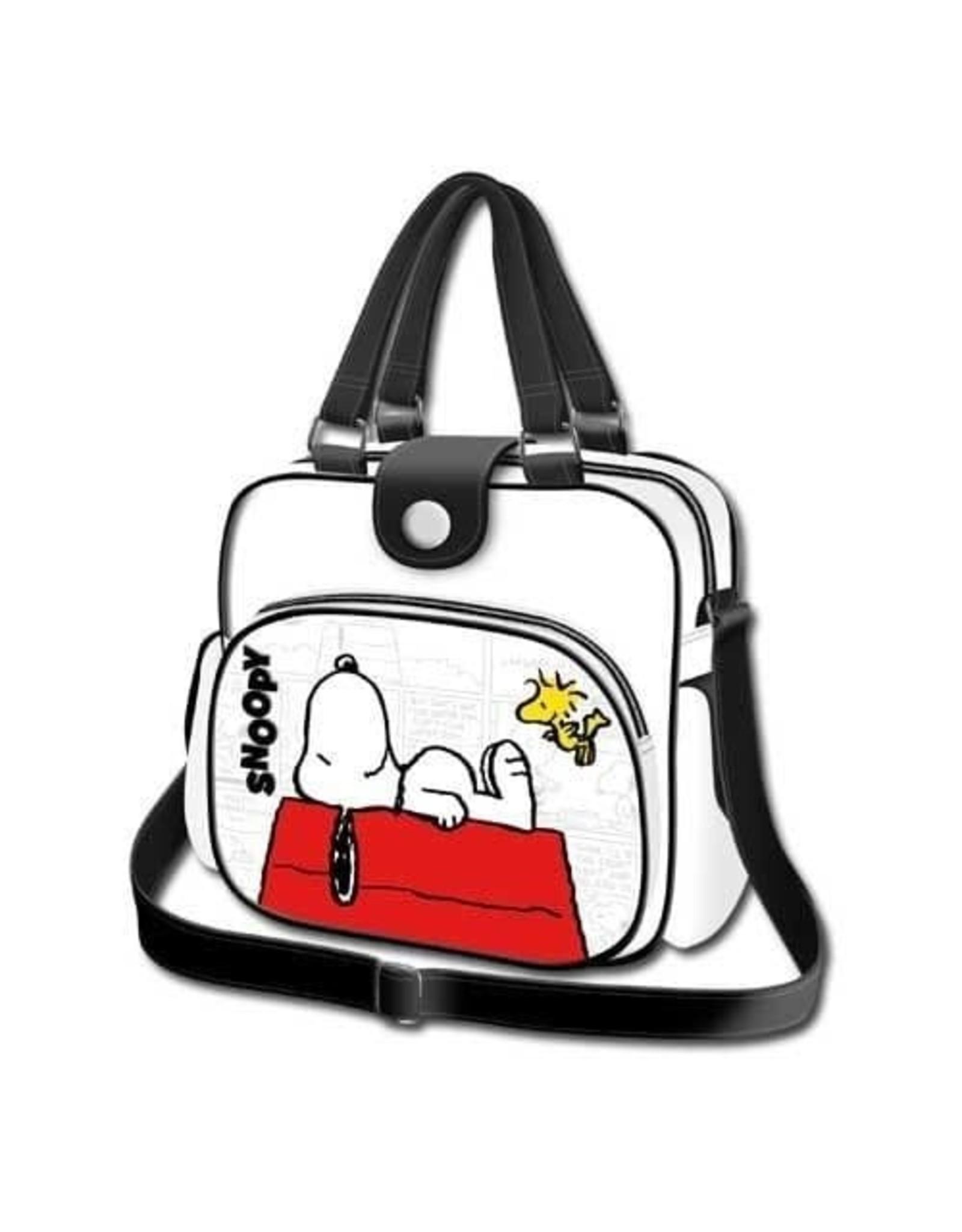 Snoopy Snoopy tassen - Snoopy handtas rugzak Live