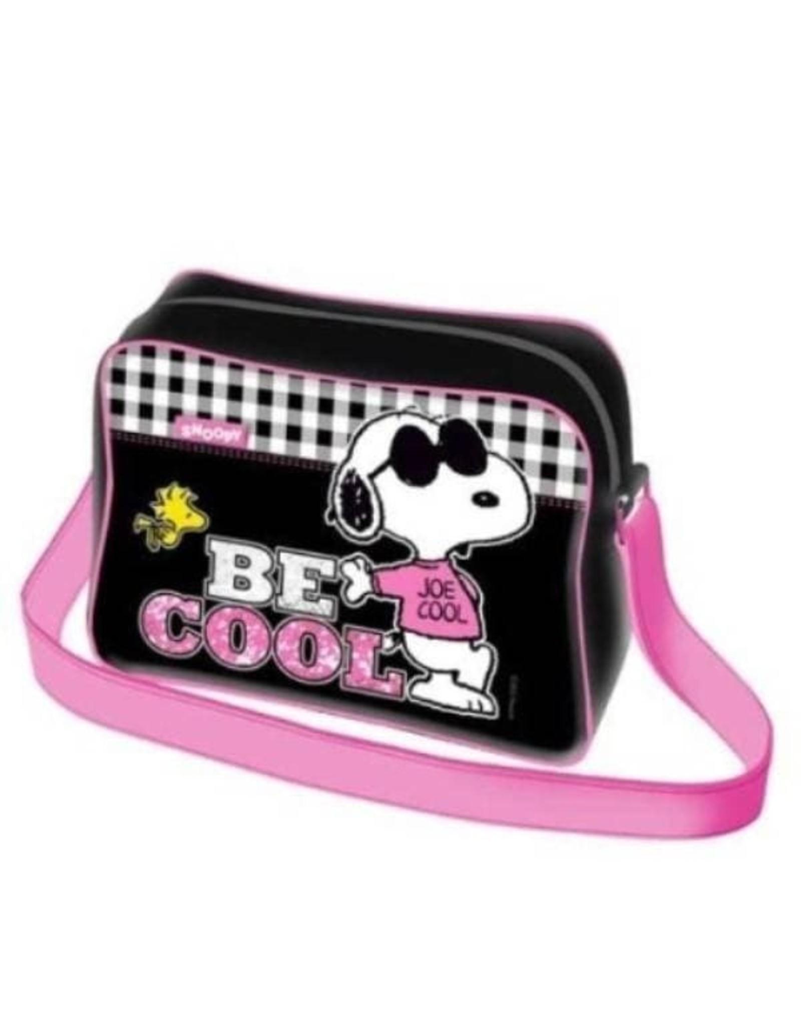 Snoopy Snoopy tassen - Snoopy schoudertas Be Cool