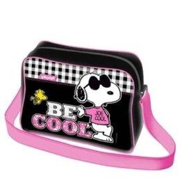 Snoopy Snoopy schoudertas Be Cool