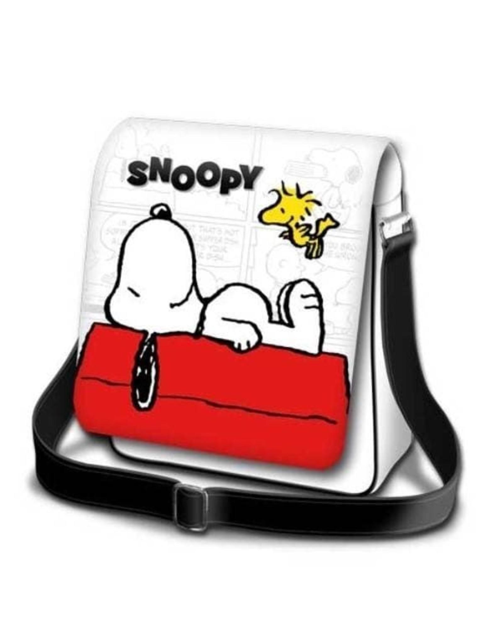 Snoopy Snoopy tassen - Snoopy schoudertas Woodstock Live