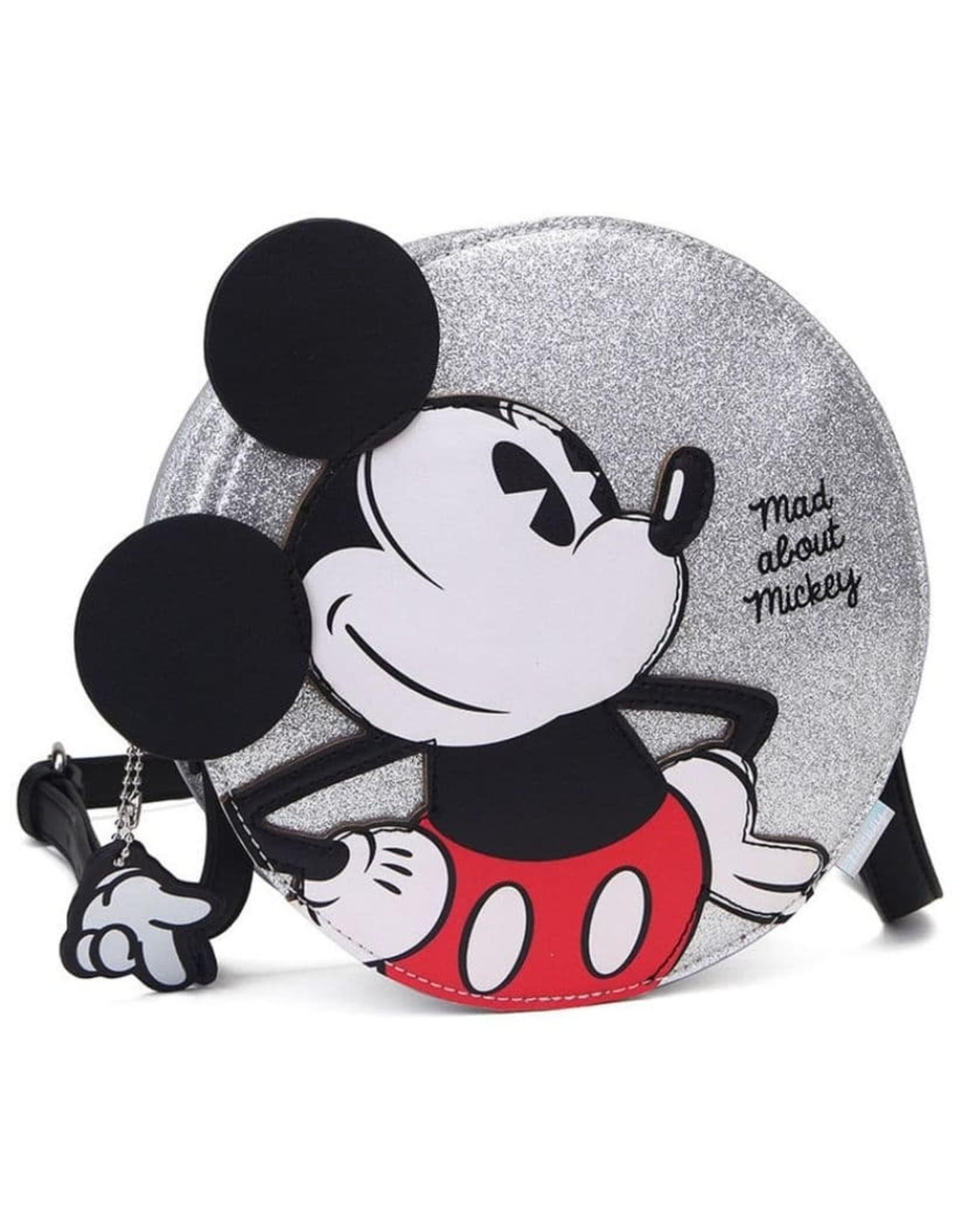 Disney Disney tassen - Disney Retro schoudertas Mad about Mickey