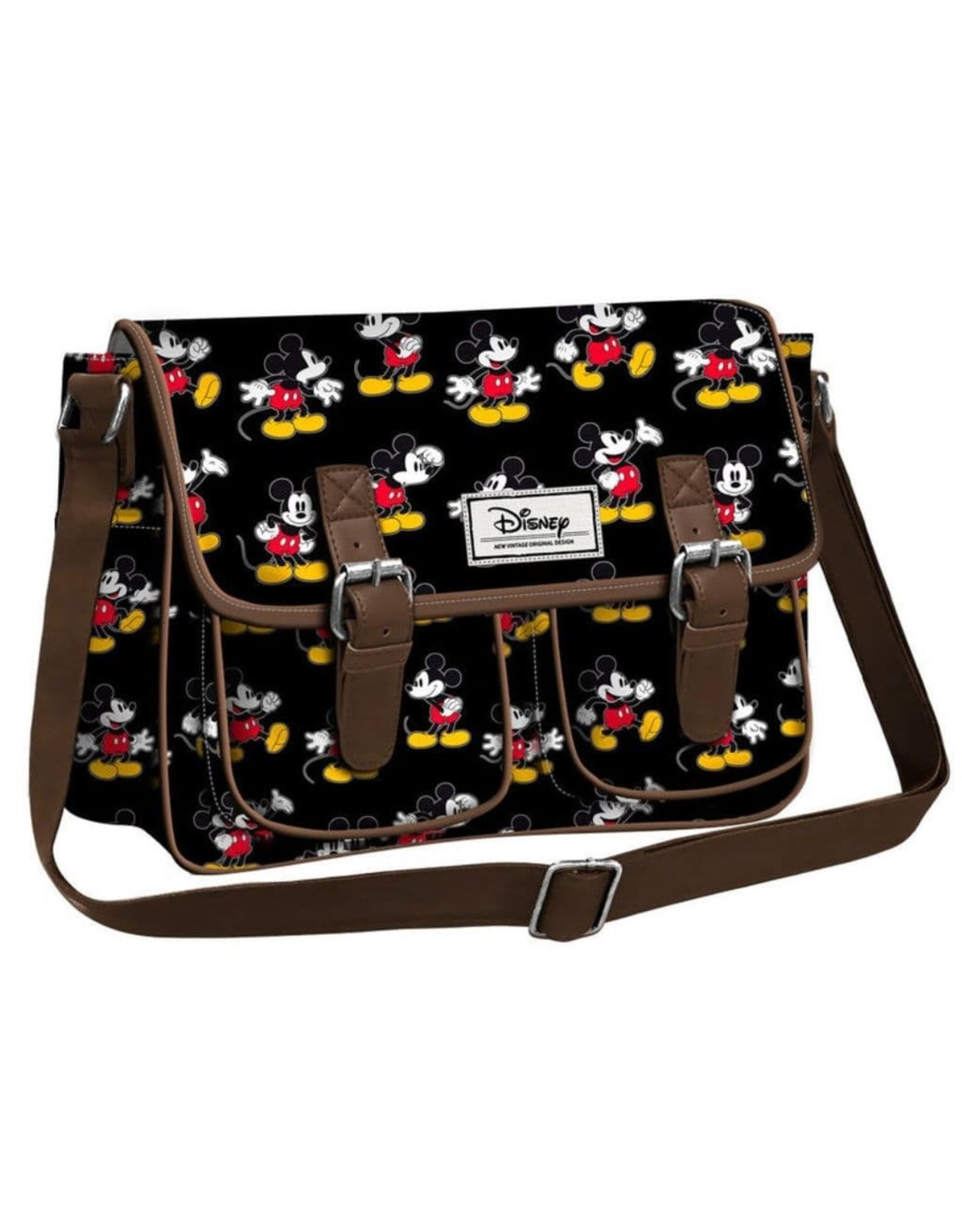 Karactermania Disney tassen -  Disney  schooltas Mickey Moving
