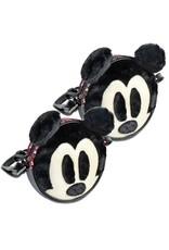 Disney Disney tassen - Disney  ronde schoudertas Mickey met pluche en pailletten