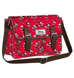 Disney Disney satchel bag Minnie Mouse Cheerful