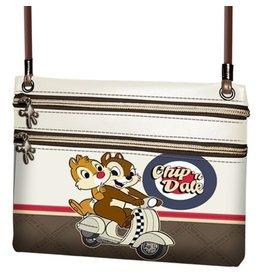 Disney Disney schoudertasje Chip 'n Dale Come On