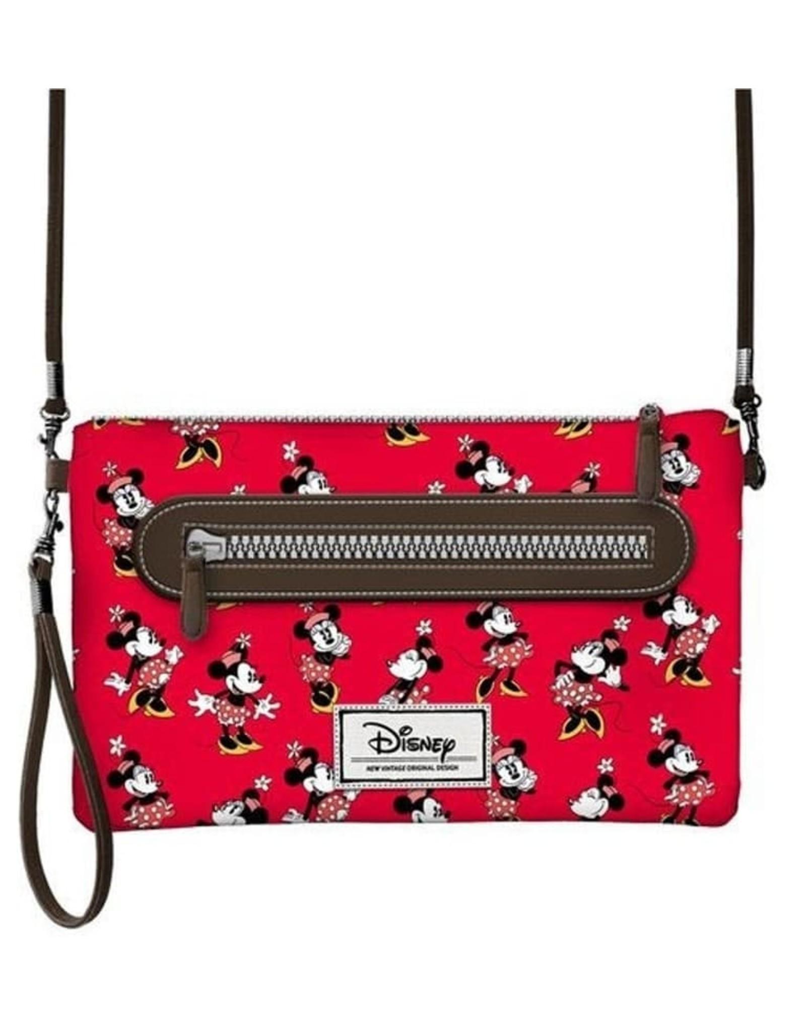 Disney Disney tassen - Disney schoudertas - clutch Minnie Mouse Cheerful
