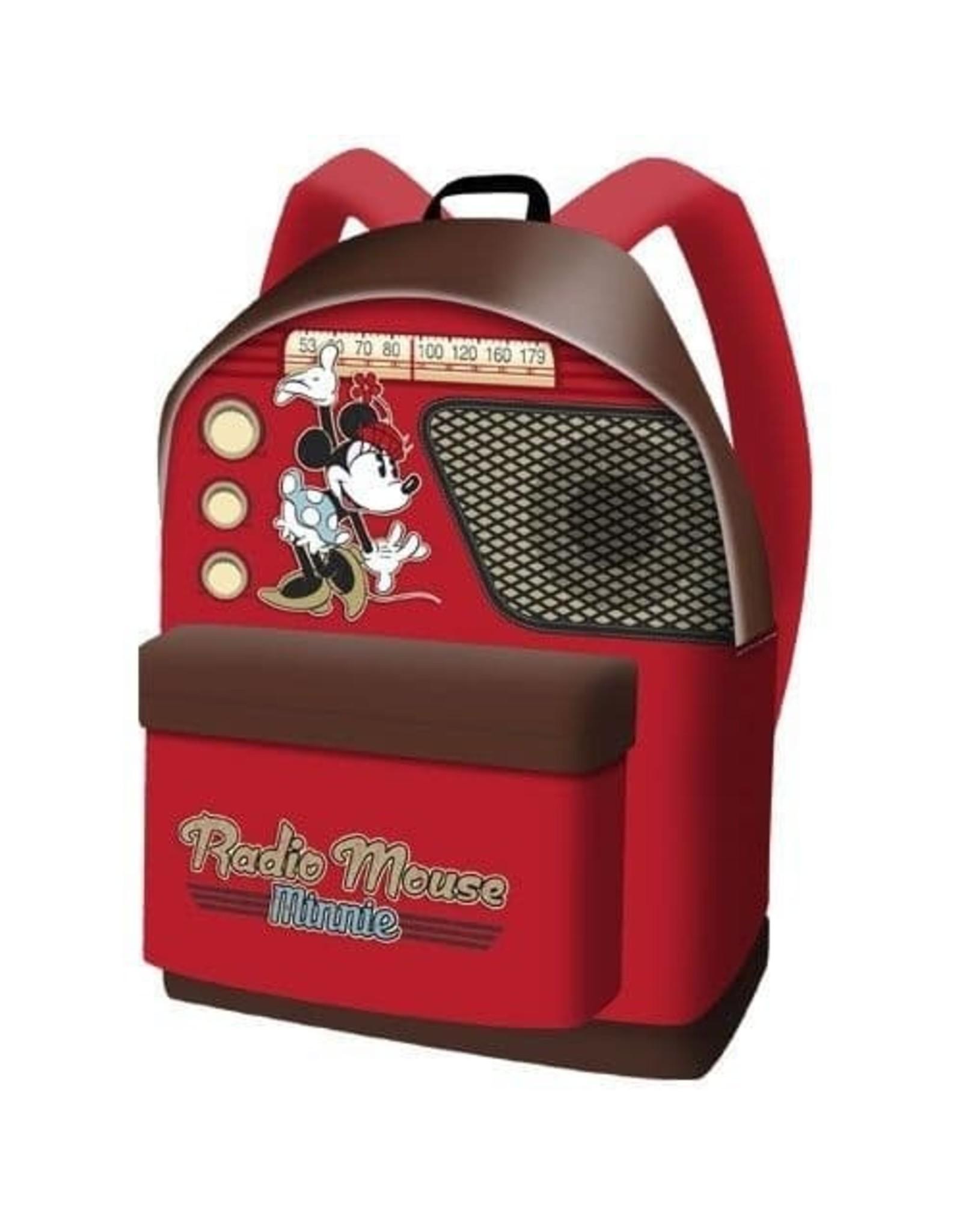 Disney Disney tassen - Rugzak Minnie Mouse Radio Mouse