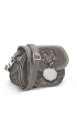 Disney Disney tassen - Disney schoudertas Mickey Mouse grijs