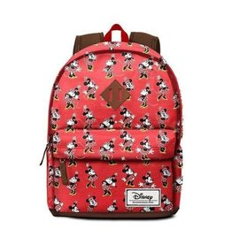 Disney Disney backpack Minnie Mouse vintage red