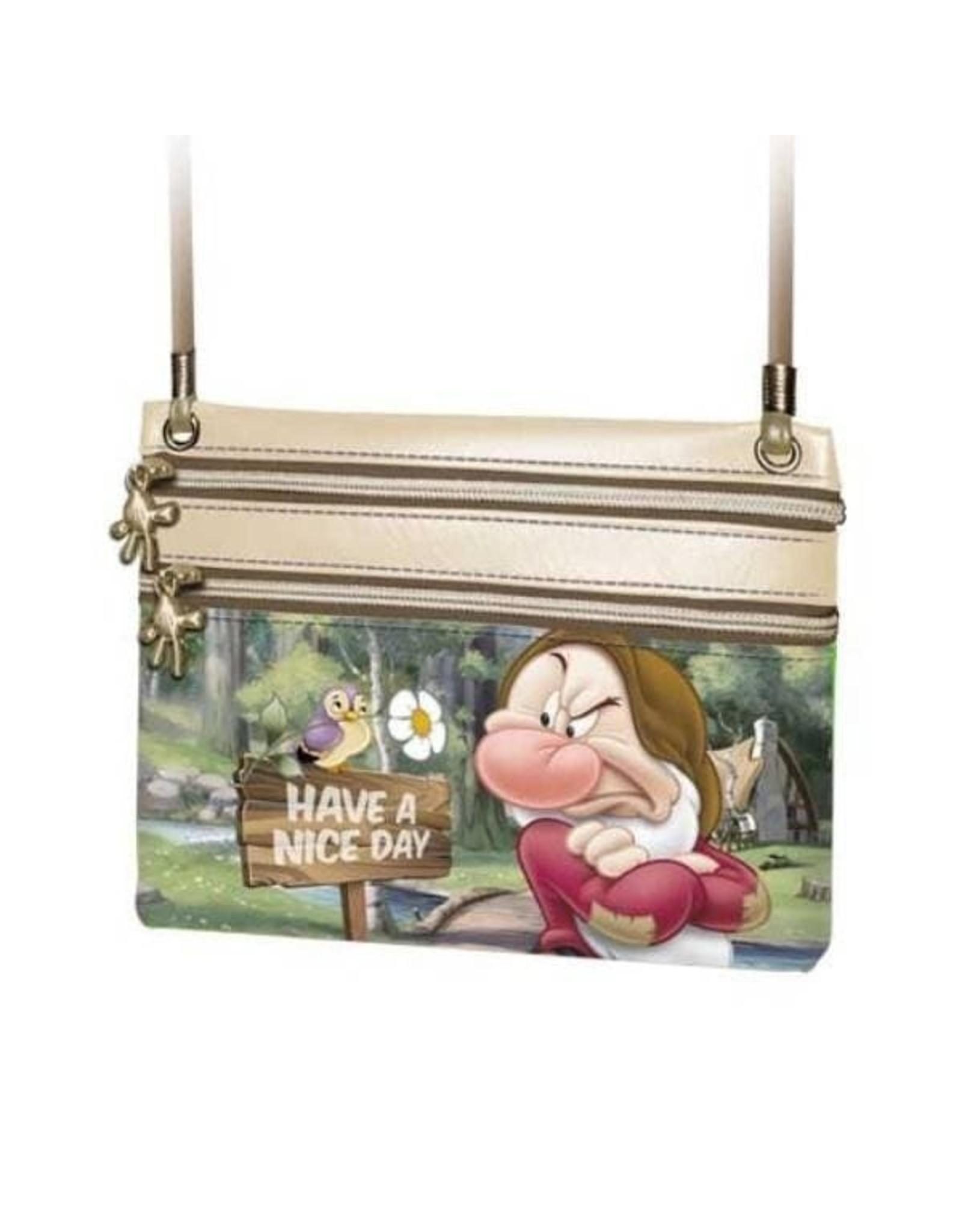 Disney Disney bags - Disney little shoulder bag Grumpy Have a nice day