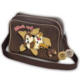 Disney Disney shoulder bag Chip 'n Dale What's up??