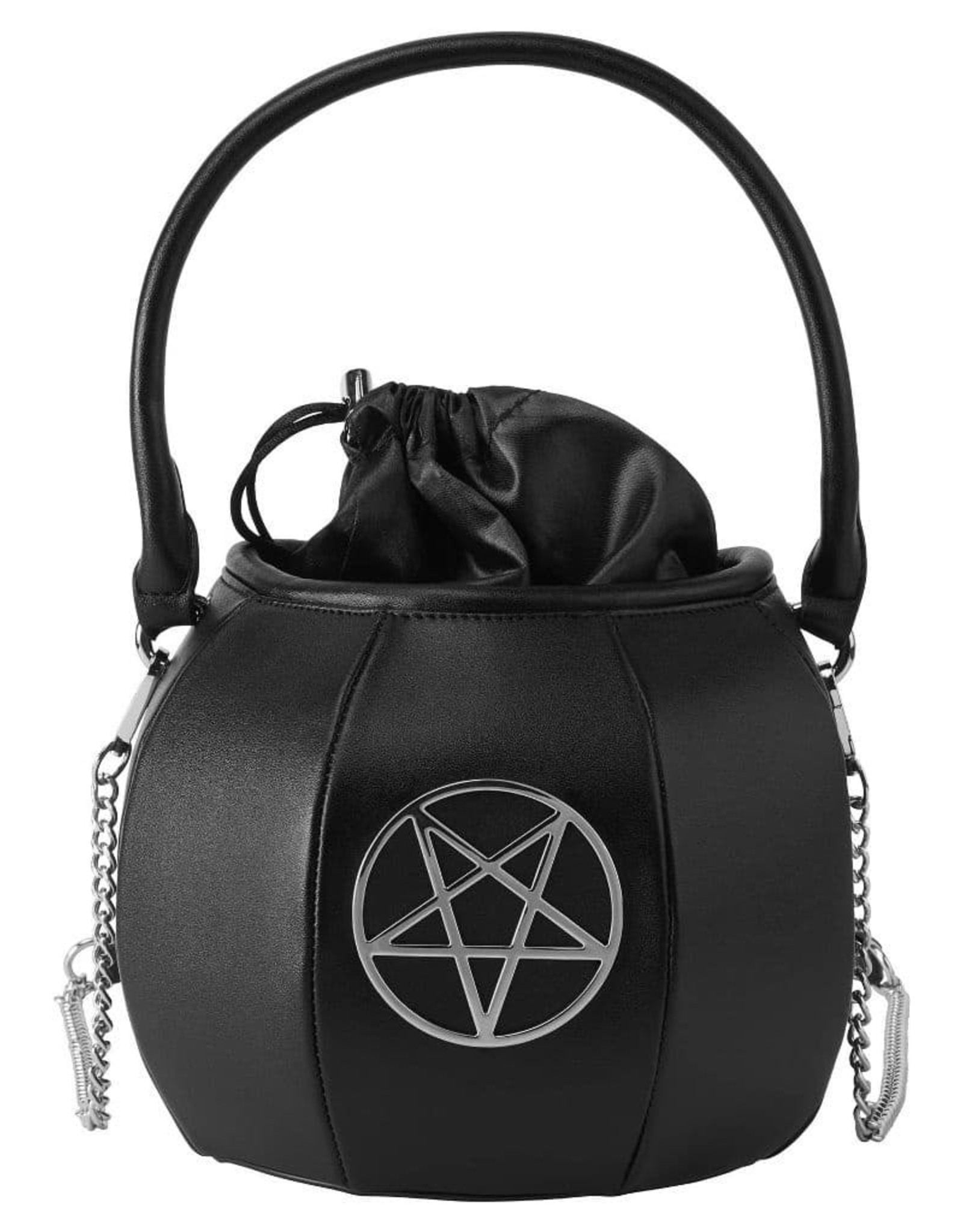 Killstar Gothic tassen Steampunk tassen -  Killstar heksen ketel handtas Cauldron