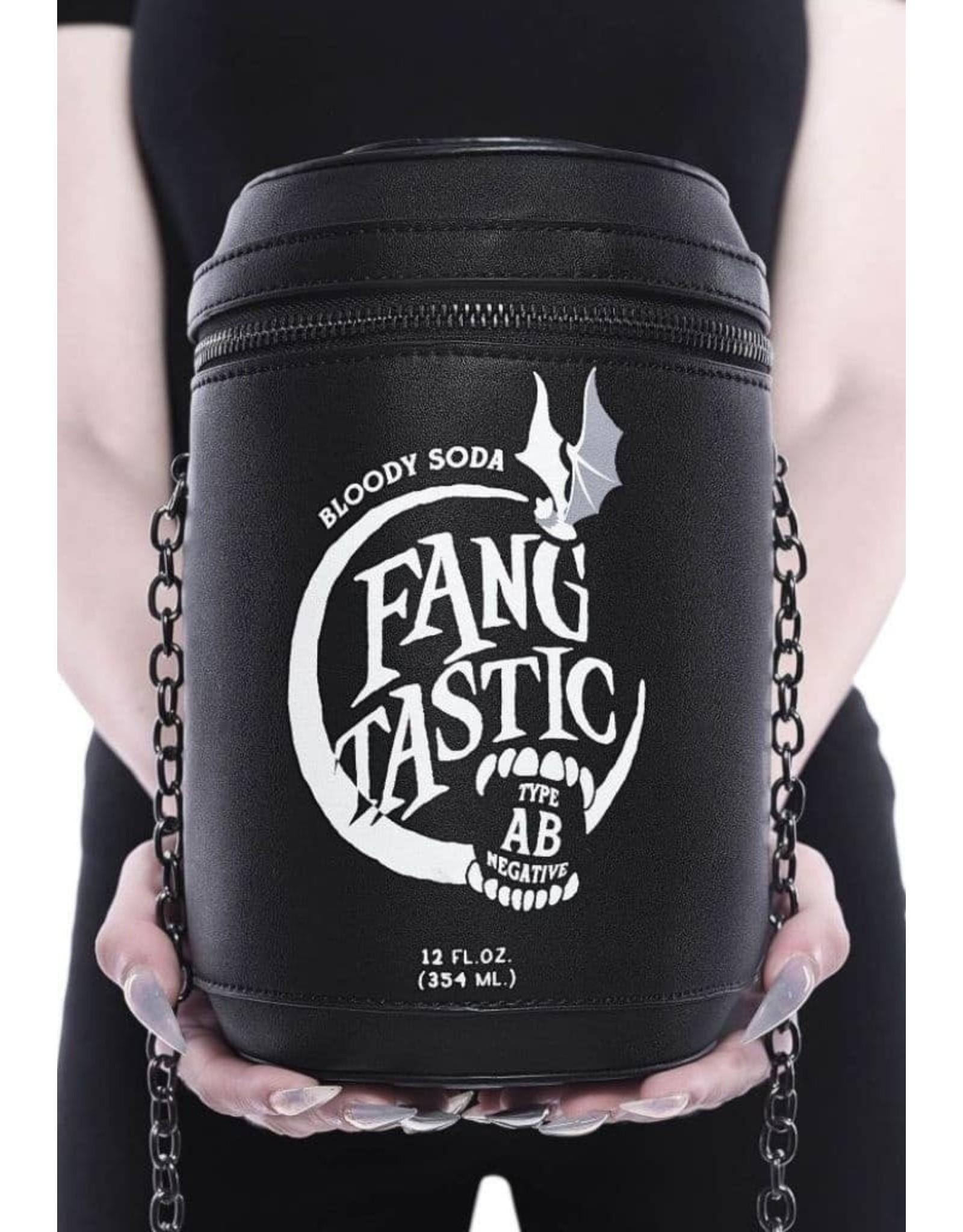 Killstar Gothic bags Steampunk bags - Killstar handbag Fangtastic Soda