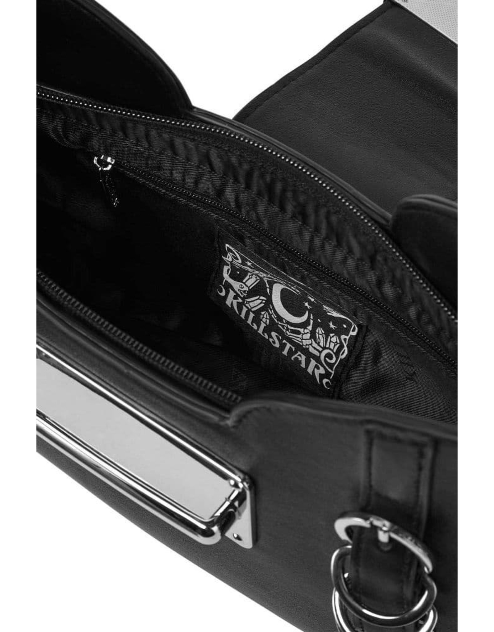 Killstar Gothic tassen Steampunk tassen - Killstar schoudertas Orpheus