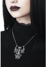 Killstar Gothic sieraden - Killstar ketting Sleepy Rose